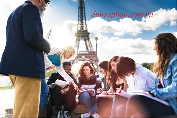 Hướng dẫn cách đi du học Pháp thế nào là hiệu quả