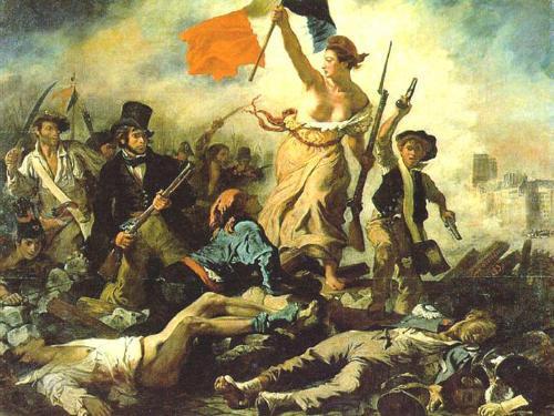 Hình ảnh tượng trưng Nữ thần tự do Pháp: