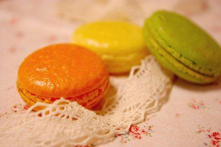 Bánh Macaron Nhiều Màu Sắc Và Hương Vị