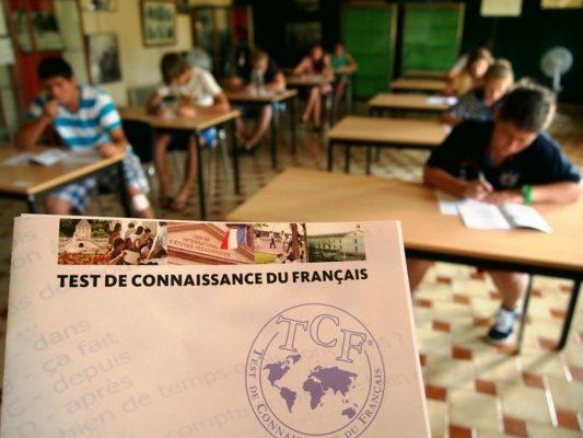 VFE - Bài thi TCF, Lịch thi TCF, chứng chỉ TCF