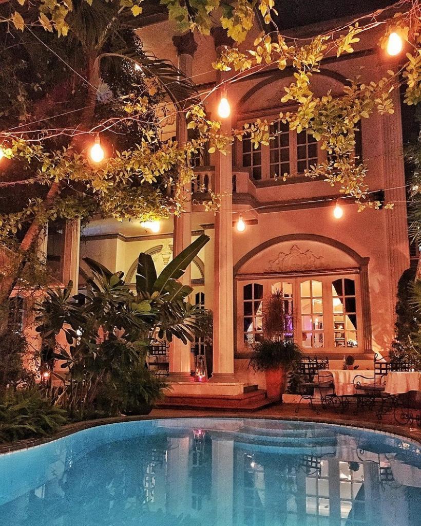 10 nhà hàng Pháp nổi tiếng nhất Sài thành