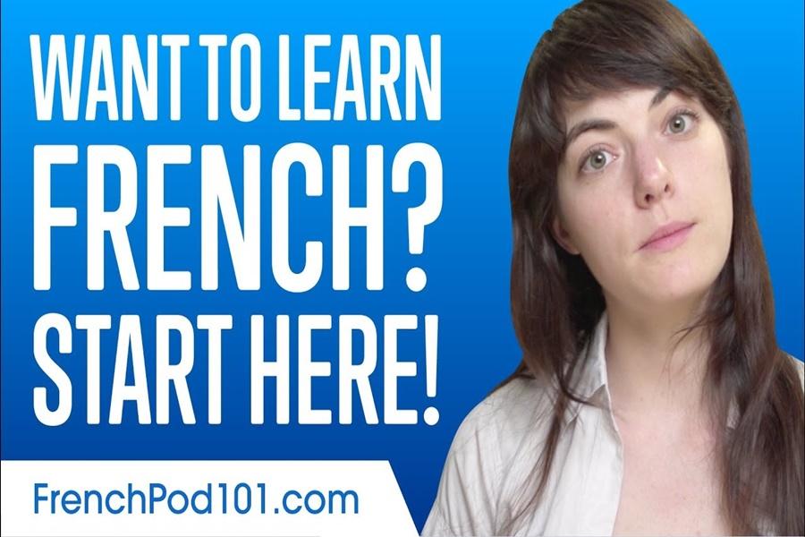Frenchpod101 -  Việt Pháp Á Âu