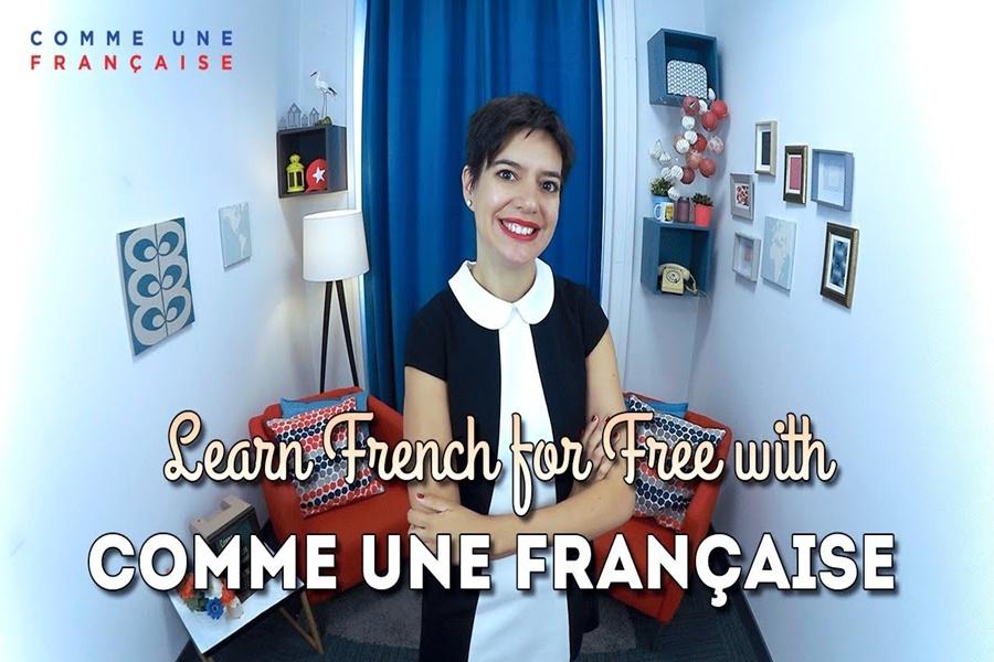 Comme une francaise - Việt Pháp Á Âu