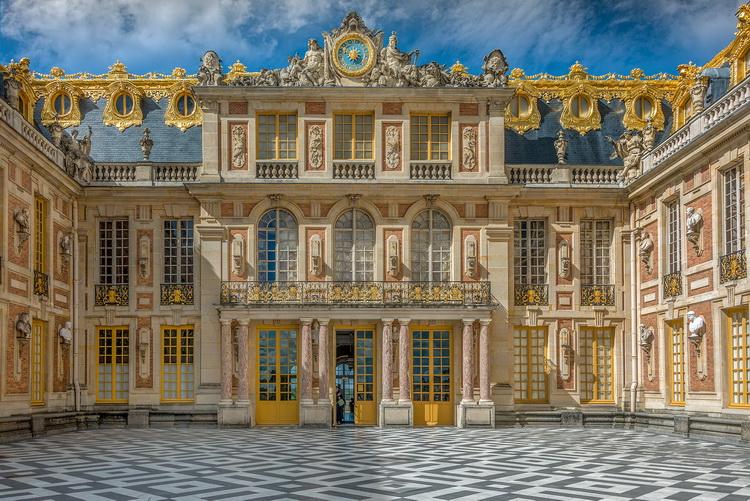 Cung điện Versailles - Dấu ấn tinh hoa nghệ thuật Pháp