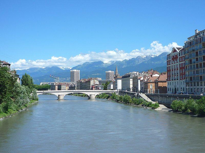 Grenoble, Pháp