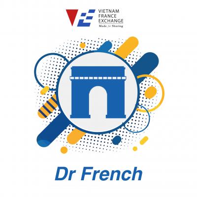 VFE ứng dụng học tiếng Pháp 1