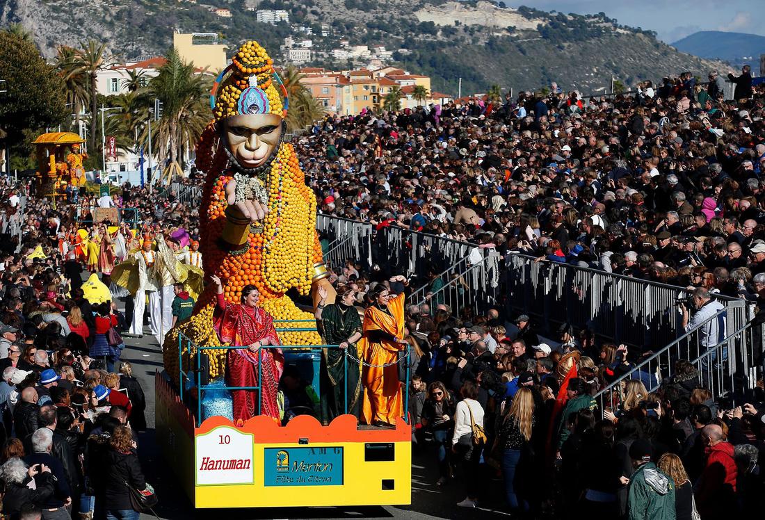 Khám phá lễ hội truyền thống Pháp