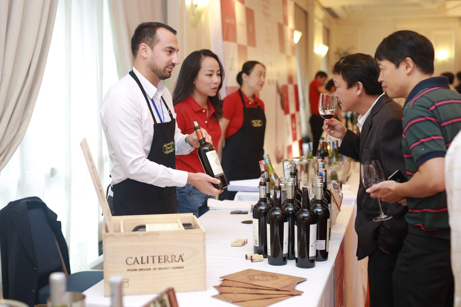 Lễ hội rượu vang ở Pháp