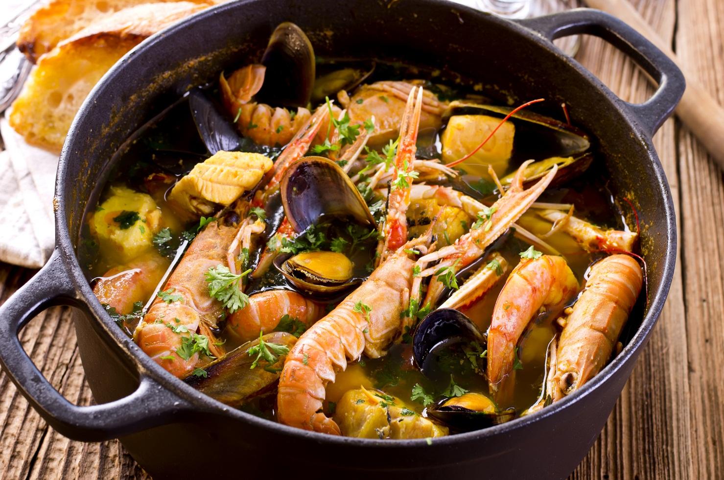 Những món ăn nổi tiếng ở Pháp