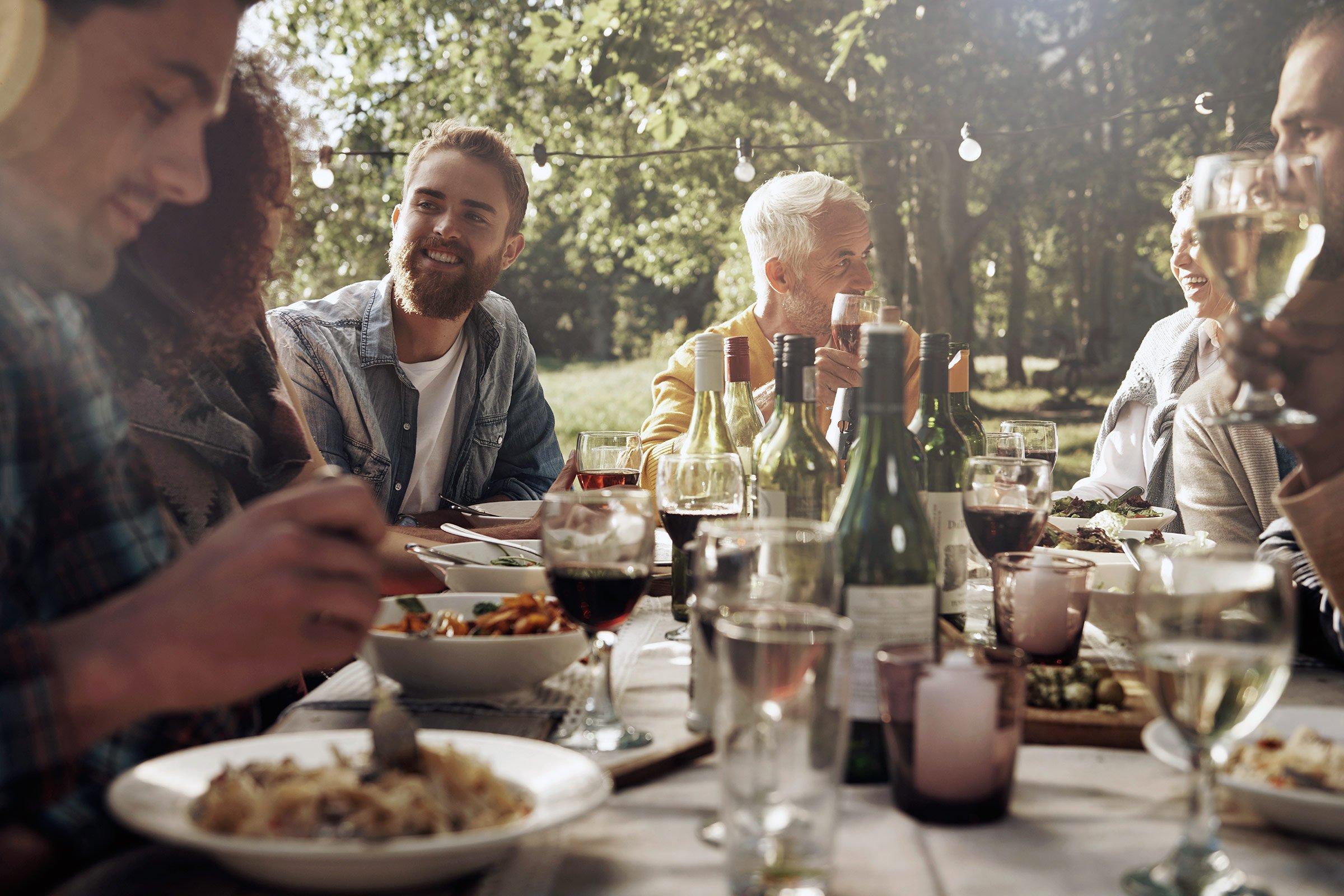 Nguyên tắc cần nhớ trên bàn ăn