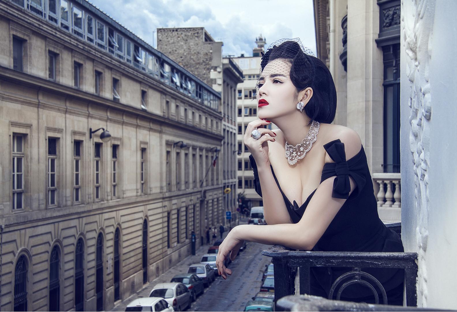 Phong cách thời trang cổ điển Pháp