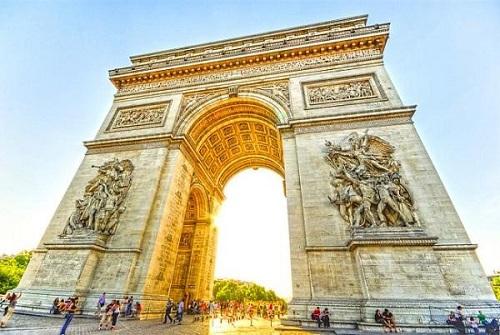 nước Pháp nổi tiếng về cái gì