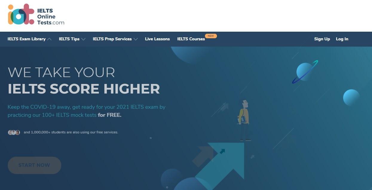 Top 7 website thi thử IELTS miễn phí hay nhất